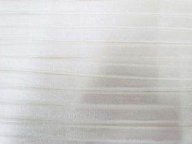 Great value 12mm Lingerie Strap Elastic- Shiny Ivory available to order online New Zealand