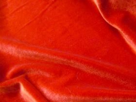 Great value 2way Stretch Velvet- Red available to order online New Zealand