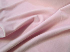 Great value 2way Stretch Velvet- Light Pink available to order online New Zealand