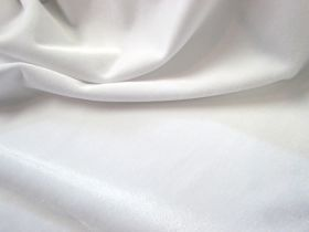 Great value 2way Stretch Velvet- White available to order online New Zealand