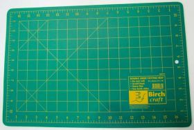 Great value Birch Double-sided Cutting Mat- 30cm x 45cm available to order online New Zealand