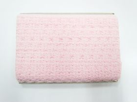 Great value 47m card of Dainty Blossom Lace Trim- Pink available to order online New Zealand