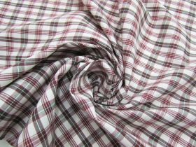 Great value Madrid Viscose Blend Check #4716 available to order online New Zealand