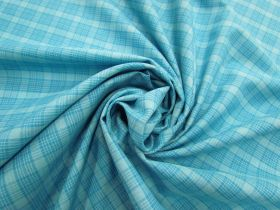 Great value Sydney Viscose Blend Check #4717 available to order online New Zealand