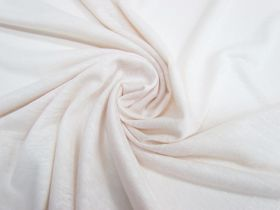 Great value Linen Cupro Jersey- Peach #2726 available to order online New Zealand