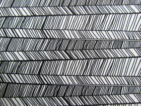 Great value Scribble Stripe Cotton #4734 available to order online New Zealand