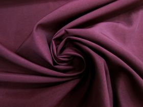 Great value Water Resistant Lightweight Nylon Taslon- Maroon #4743 available to order online New Zealand
