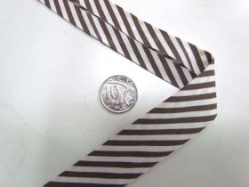 Great value A Day In The Country Bias- Medium Stripe- Brown available to order online New Zealand