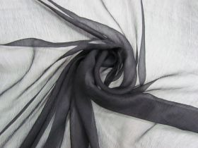 Great value Silk Yoryu Chiffon- Cosmic Black #2784 available to order online New Zealand