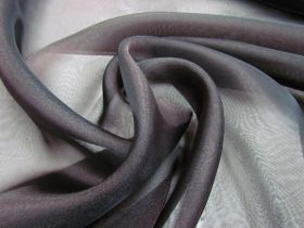 Great value Wide Width Crystal Organza- Dark Chocolate- Reduced from $11.95m available to order online New Zealand