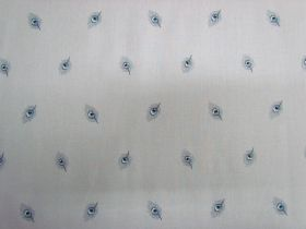 Great value Liberty Cotton- Java Feather- Grey 5912C- The Emporium Collections available to order online New Zealand