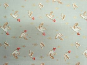Great value Ruby Star Society Cotton- Candlelight- Doves 35-11M available to order online New Zealand