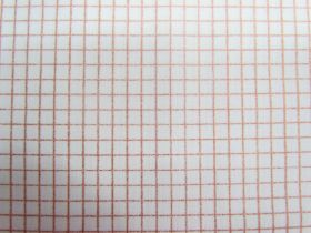 Great value Ruby Star Society Cotton- Grid- Copper 31M available to order online New Zealand