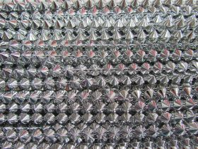 Great value Metallic Stud Trim- Silver #485 available to order online New Zealand