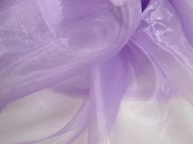 Great value Glass Organza- Lilac available to order online New Zealand