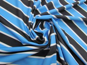 Great value Surf Stripe Spandex #4870 available to order online New Zealand