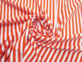 Great value *Seconds* Candy Stripe Spandex #2930 available to order online New Zealand