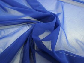 Great value 2way Stretch Mesh- Royal Ribbon Blue available to order online New Zealand