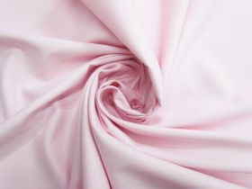 Great value Smooth Cotton Poplin- Light Pink #4902 available to order online New Zealand