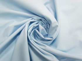 Great value Smooth Cotton Poplin- Light Blue #4900 available to order online New Zealand