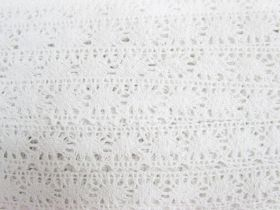 Great value 30mm Nora Cotton Lace Trim #285 available to order online New Zealand