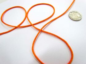 Great value Rat Tail Ribbon- Orange available to order online New Zealand