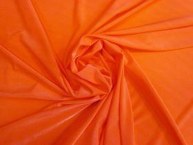 Great value Shiny Knit Spandex- Orange Burst #4918 available to order online New Zealand