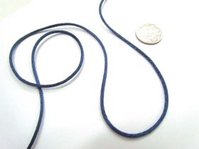 Great value Rat Tail Ribbon- Navy available to order online New Zealand