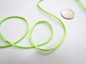 Great value Rat Tail Ribbon- Lime available to order online New Zealand