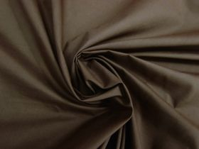 Great value Poplin- Chocolate available to order online New Zealand