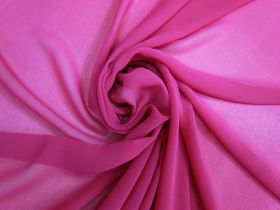 Great value Georgette-  Rich Fuchsia #4934 available to order online New Zealand