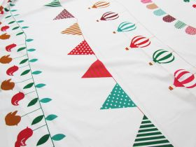 Great value Celebrations Bunting Cotton #PW1108 available to order online New Zealand