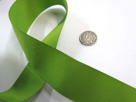 Great value Grosgrain Ribbon 38mm- Kiwi available to order online New Zealand