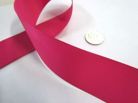Great value Grosgrain Ribbon 38mm- Azalea available to order online New Zealand