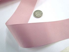 Great value Grosgrain Ribbon 38mm- Cameo Pink available to order online New Zealand