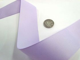 Great value Grosgrain Ribbon 38mm- Light Orchid available to order online New Zealand