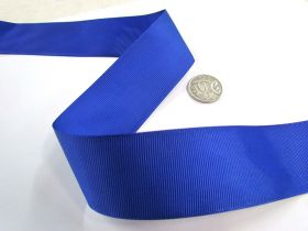 Great value Grosgrain Ribbon 38mm- Royal Blue available to order online New Zealand
