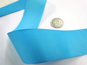Great value Grosgrain Ribbon 38mm- Turquoise available to order online New Zealand
