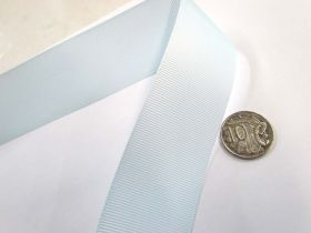 Great value Grosgrain Ribbon 38mm- Light Blue available to order online New Zealand