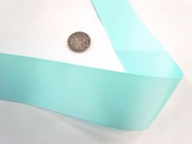 Great value Grosgrain Ribbon 38mm- Seafoam available to order online New Zealand