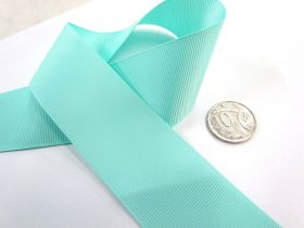 Great value Grosgrain Ribbon 38mm- Teal available to order online New Zealand