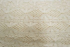 Great value 50mm Beth Cotton Lace Trim #309 available to order online New Zealand