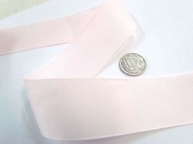 Great value Grosgrain Ribbon 38mm- Powder Pink available to order online New Zealand
