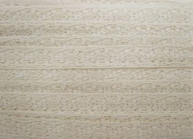 Great value 25mm Adeline Cotton Lace Trim- Natural #315 available to order online New Zealand