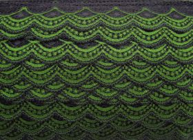 Great value 50mm Harper Lace Trim #328 available to order online New Zealand
