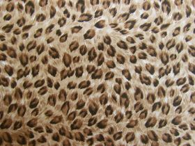 Great value Wild Spot Cotton- Brown #PW1237 available to order online New Zealand