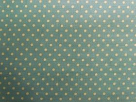 Great value 2mm Spot Cotton- Gum Leaf #PW1216 available to order online New Zealand