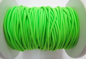 Great value Bungee Cord Elastic- Fluro Green available to order online New Zealand
