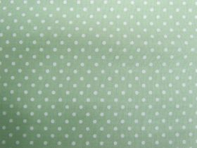 Great value 2mm Spot Cotton- Willow Green #PW1220 available to order online New Zealand