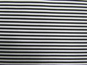 Great value 2mm Lines Cotton- Black & White #PW1231 available to order online New Zealand